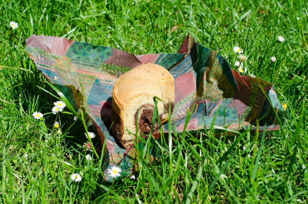 Voskovaný ubrousek 38x38 cm Pleva