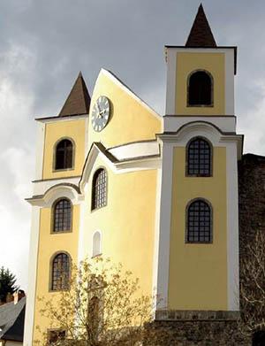 kostel sdružení neratov