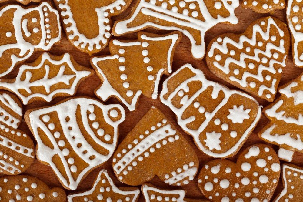 Vánoční medovníčky, recept