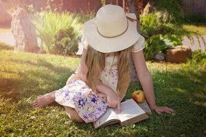 prázdninové čtení, co s dětmi o prázdninách