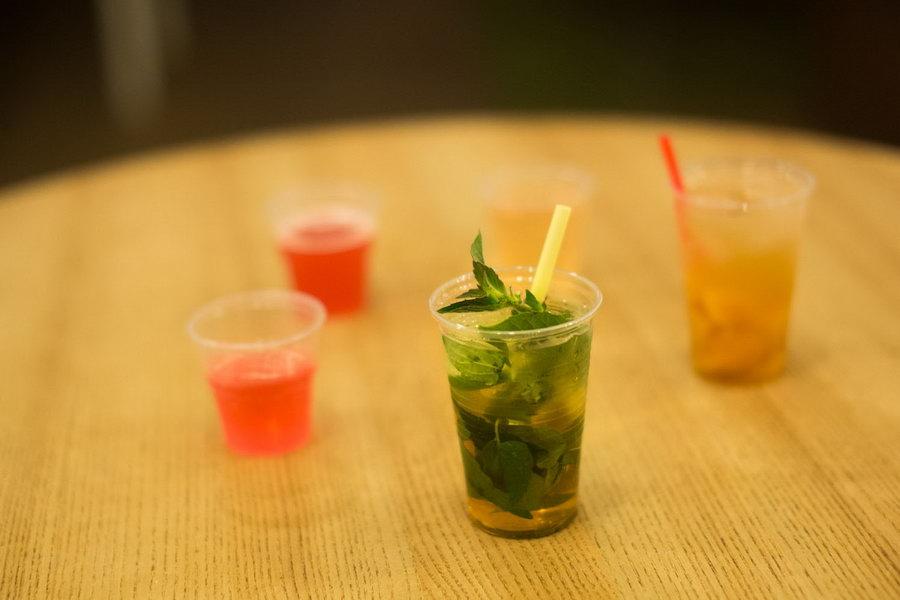 Koktejly z medoviny