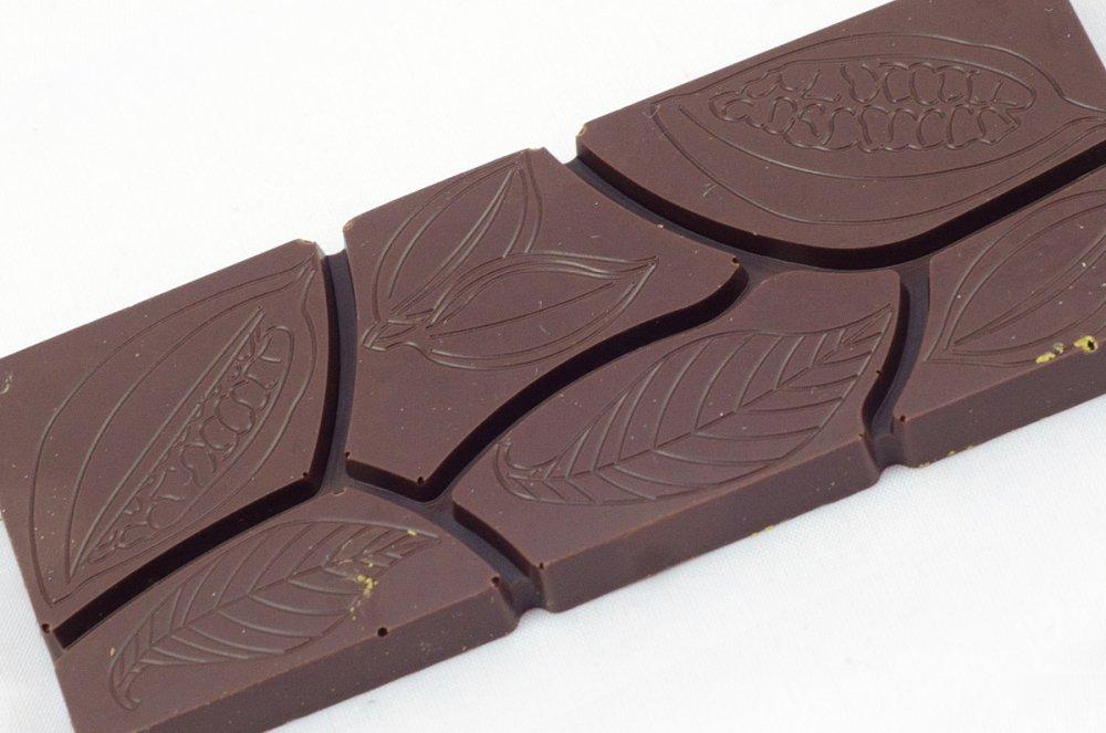 Čokoláda s pylem