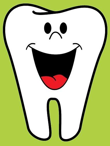 Čištění zubů zubní pastou Pleva