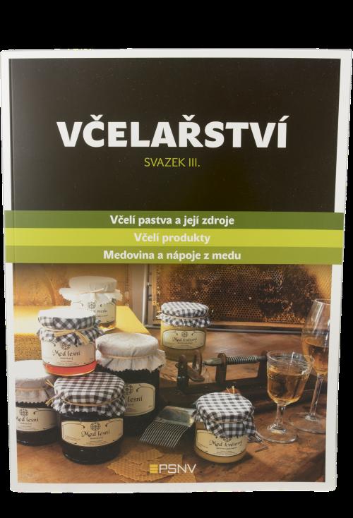 Kniha Včelařství - svazek III., léčení včelími produkty, Pleva