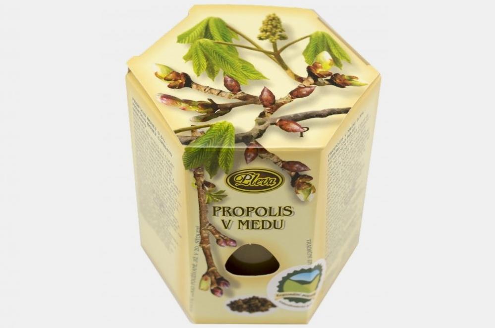 propolis v medu produkt