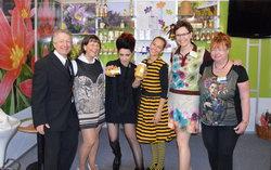 Interbeauty Lucie Bila 2015 stánek firmy Pleva