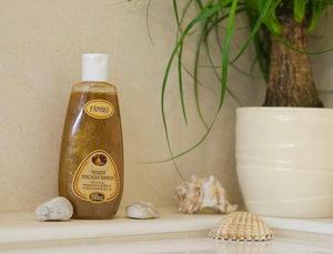 Pánský medový sprchový šampon, pleva