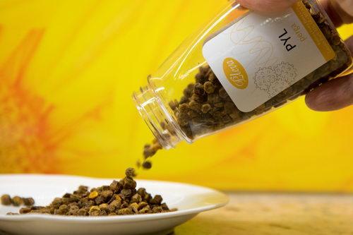 včelí chléb, pyl perga