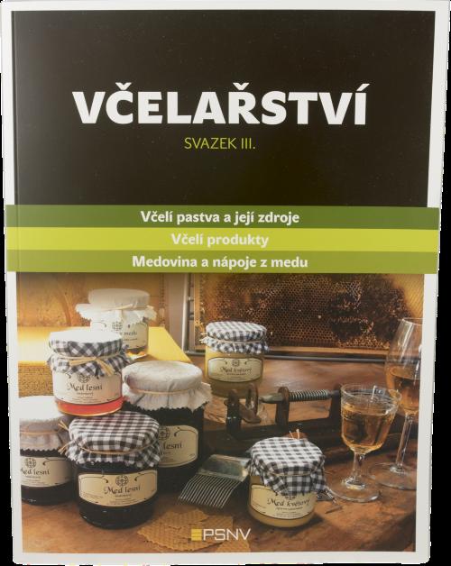 Kniha Včelařství - svazek III.