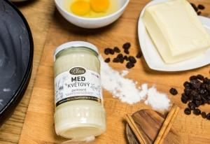 zdravé pečení s medem, medové pečení, med na pečení