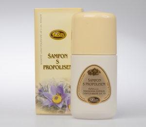 šampon s propolisem, padání vlasů, proti lupům