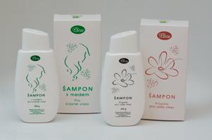 Šampony Pleva
