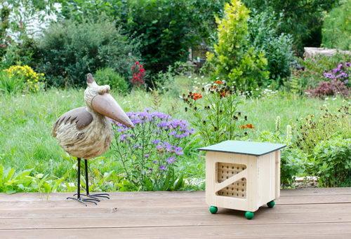 Hmyzí hotel pro včelky samotářky Cube Line