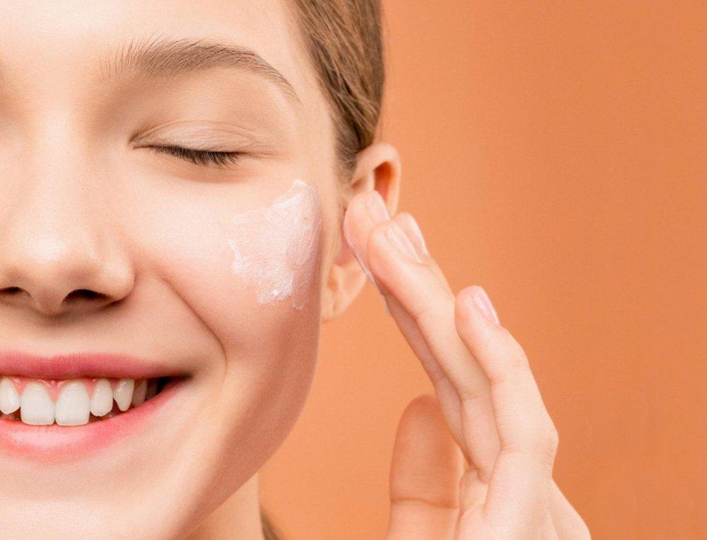 reakce na přírodní kosmetiku, červenání