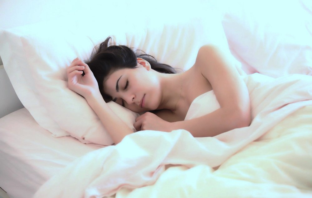 silná imunita, kvalitní spánek