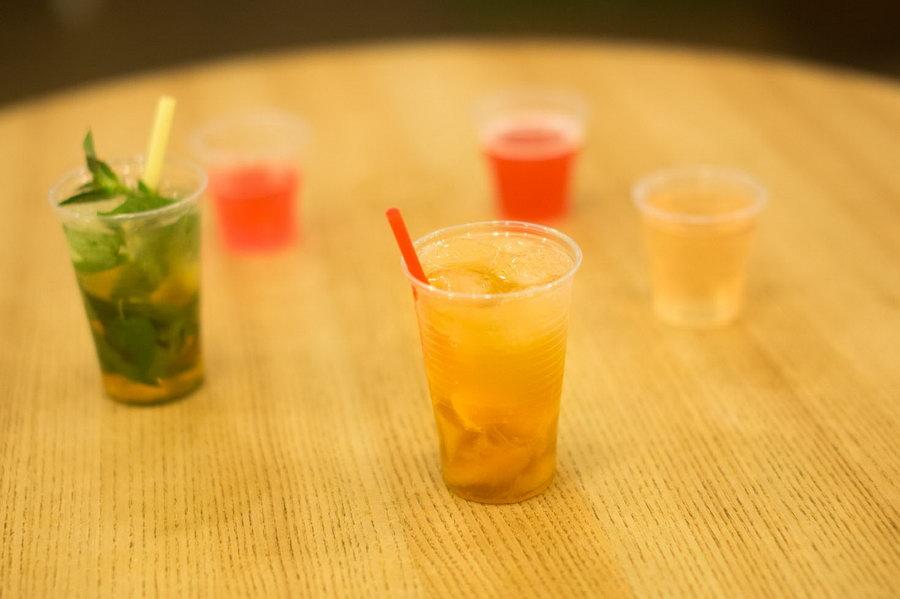 Sangria s medovinou, medovina drink