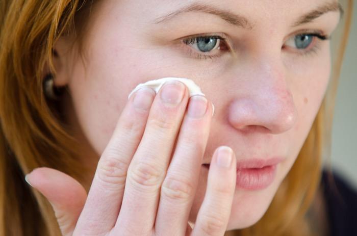 návod pleťová maska, jak používat