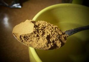 guarana, recepty, prášek
