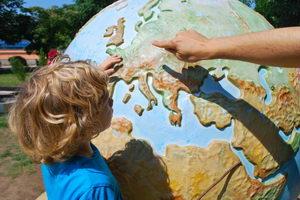 cestování s dětmi, balíme na dovolenou s dětmi
