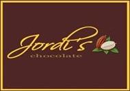 čokolády Jordi´s, mléčná čokoláda s fialkou