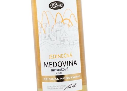 Divoká meruňková medovina – limitovaná edice