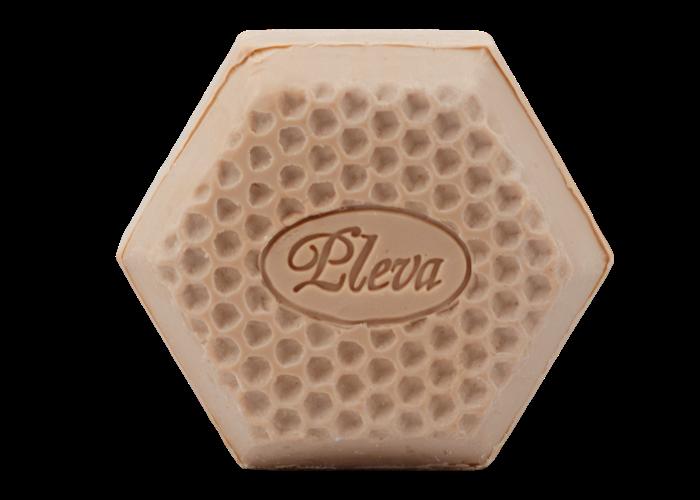 Mýdlo s propolisem, Pleva