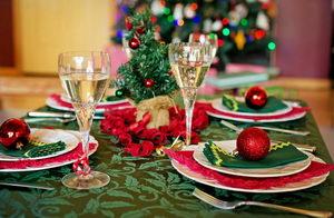 Zvyky a tradice štědrého dne, Štědrovečerní večeře
