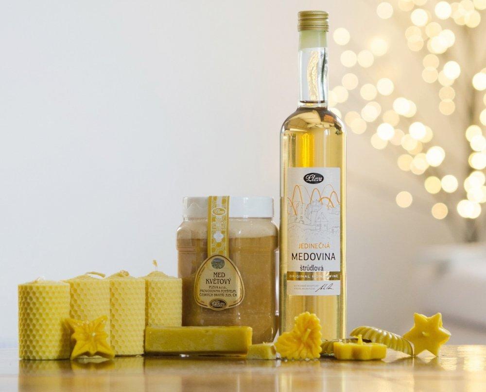 Pleva Vánoční tvoření s příchutí medoviny