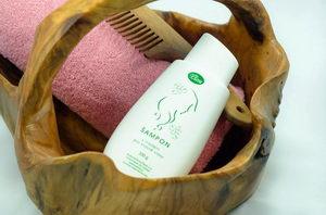 BIO šampon s medem, šampon propolis pro vaše vlasy, Pleva