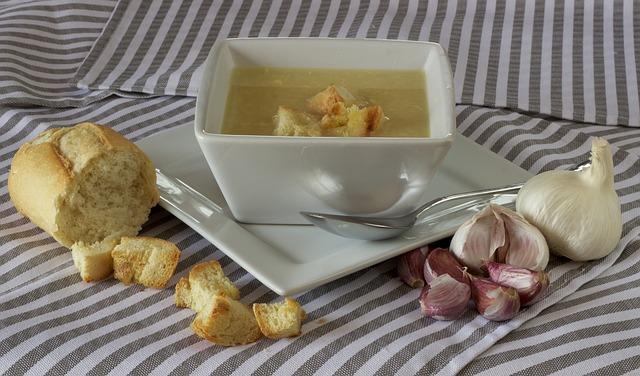 polévka proti rýmě