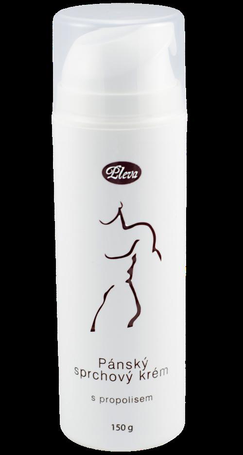 Pánský sprchový krém s propolisem - pleva