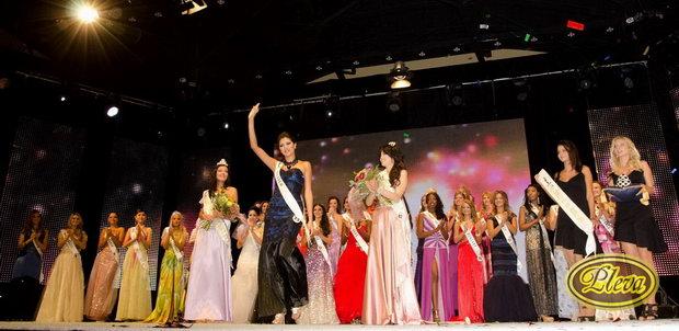 Vyhlášení Miss princess 2011