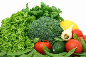 Vitamín B9, kyselina listová, zdroje