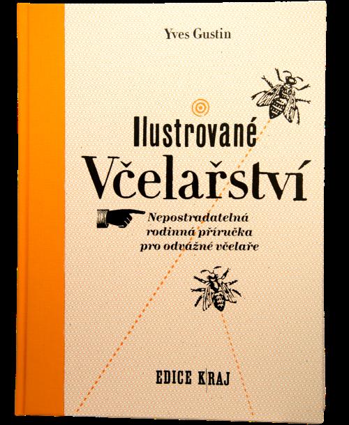 Kniha Ilustrované včelařství, Yves Gustin, Pleva