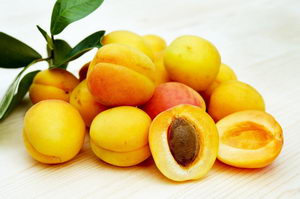 meruňkový olej v kosmetice, meruňky
