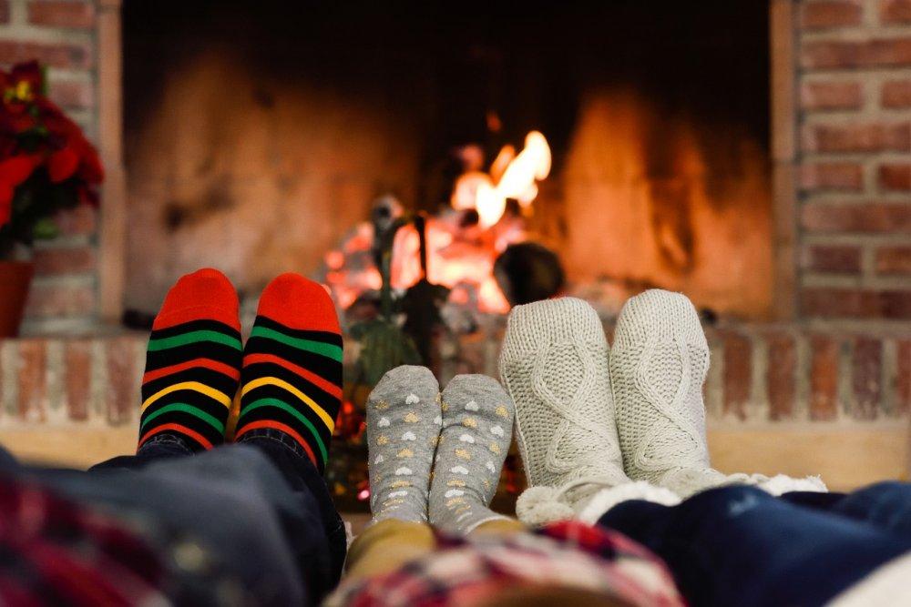 imunita nohy v teple