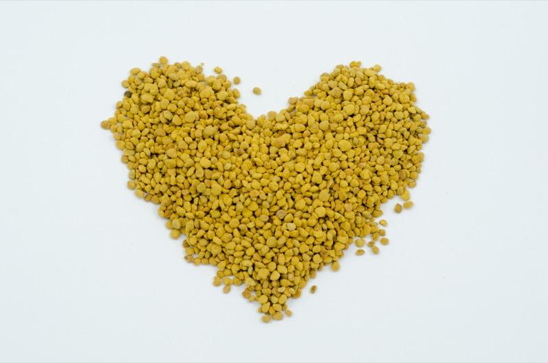 Včelí produkt: rousky včelího pylu