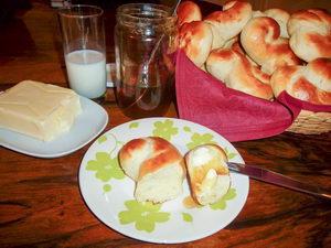 Tradiční velikonoční pečivo - Jidáše, Pleva