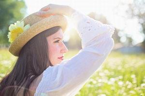 péče o citlivou pleť v létě, Pleva