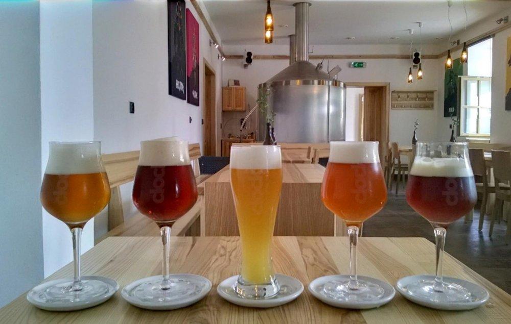 černý pátek, české podniky, pivovar clock