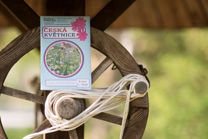 Osivo Česká květnice - luční trvalky Pleva