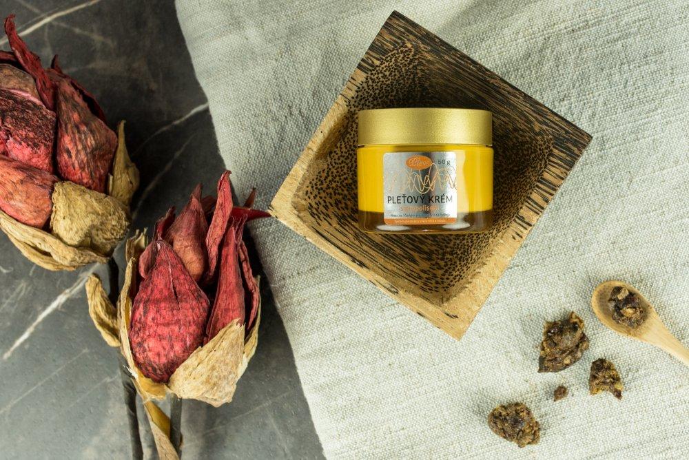 Skin - cream with propolis - Pleva