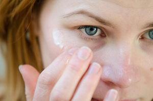 Medový oční krém, nové složení - skvalen, Pleva