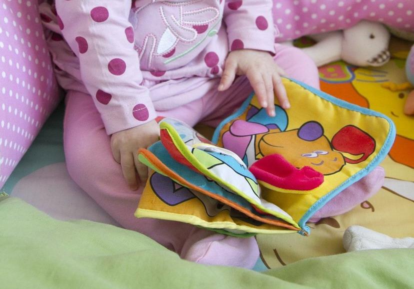 knihy pro nejmenší, čteme dětem