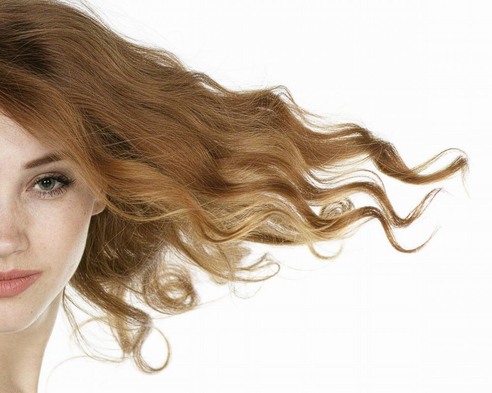 přírodní šampony, krásné vlasy