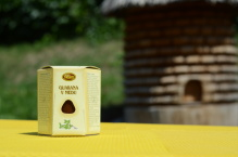 guarana v medu krabička
