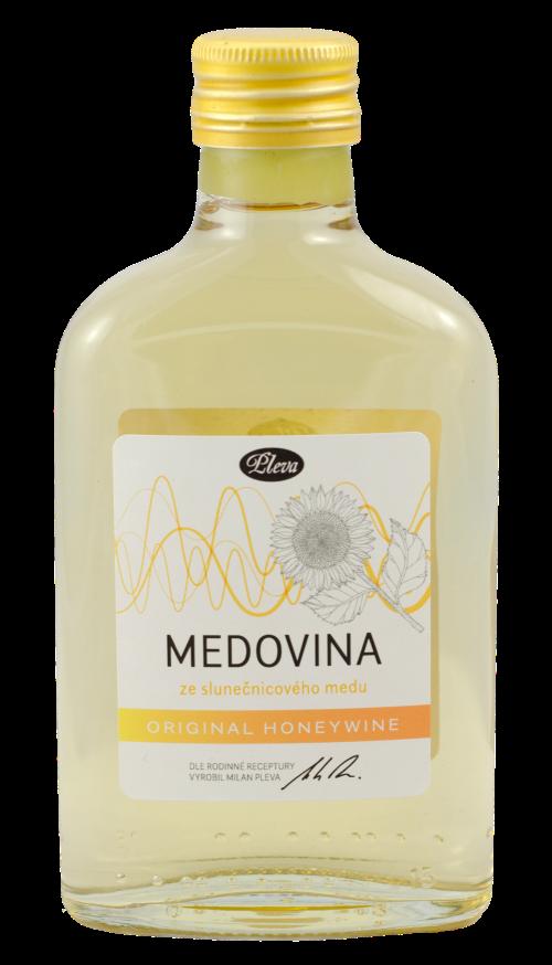 Medovina ze slunečnicového medu, Pleva