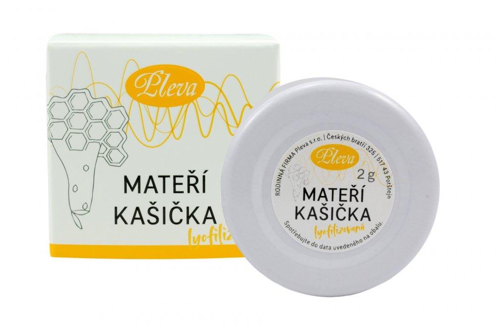 Pleva Česká mateří kašička lyofilizovaná 2000 mg