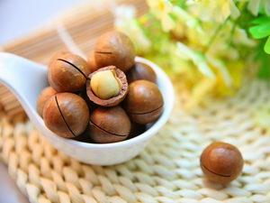 makadamiový olej v kosmetice, makadamiové ořechy