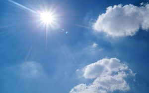 slunce lupénka, fototerapie lupénka
